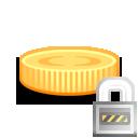 coin lock 128