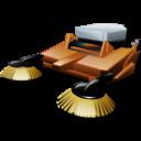 hydraulic, sweeping, machine, 128