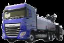 daf, даф, грузовой автомобиль с прицепом, автомобильные грузоперевозки, голландский грузовик, грузовик с кузовом, грузовик с манипулятором, строительная техника, truck with trailer, trucking, dutch truck, truck with body, truck with manipulator, construction machinery, lkw-anhänger, lkw-transport, niederländische lkw, lkw-karosserie, lkw mit manipulator, baumaschinen, camion remorque, camion, camion néerlandais, corps de camion, avec manipulateur, machines de construction, camión remolque, camiones, camión holandés, la carrocería del camión, camión con manipulador, maquinaria de construcción, camion rimorchio, autotrasporti, camion olandese, il corpo del camion, camion con manipolatore, macchine edili, caminhão de reboque, caminhões, caminhão holandês, o corpo do caminhão, caminhão com manipulador, máquinas de construção, синий