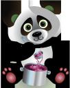 животные, панда, медведь, бамбуковый медведь, большая панда, кастрюля, animals, bear, bamboo bear, big panda, tiere, bär, bambusbär, großer panda, pfanne, animaux, ours, ours en bambou, grand panda, casserole, animales, oso, oso de bambú, animali, orso, orso di bambù, padella, animais, panda, urso, urso de bambu, panda grande, pan, тварини, ведмідь, бамбуковий ведмідь, велика панда, каструля