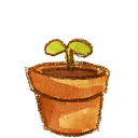 plant, empty