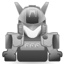 robot, 128, dis