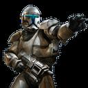 star wars, звездные войны, робот с оружием, робот с автоматом, robot with arms, robot with gun, clone, клон