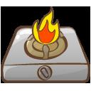 плита, печь, cooker, gas, газ