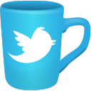 social, media, icons, coffee, cups, set, 512x512, 0002, twitter