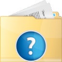 folder, help