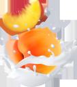 фрукты в молоке, фруктовый йогурт, брызги молока, fruit in milk, fruit yogurt, spray of milk, peach, früchte in milch, fruchtjoghurt, milchspray, pfirsich, fruits au lait, yaourt aux fruits, spray de lait, pêche, fruta en leche, yogurt de fruta, spray de leche, durazno, frutta nel latte, yogurt alla frutta, spruzzi di latte, pesca, фрукти в молоці, фруктовий йогурт, бризки молока, персик
