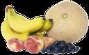 банан, дыня, персик, черника, peach, blueberry, pfirsich, heidelbeeren, banane, melon, pêche, myrtille, plátano, melón, melocotón, arándanos, melone, pesca, mirtillo, banana, melão, pêssego, mirtilo