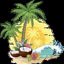 путешествие, солнце, пальма, кокос, морская волна, море, цветы, пляж, отпуск, туризм, travel, sun, palm, coconut, sea wave, sea, flowers, beach, vacation, tourism, reise, sonne, palme, kokosnuss, meerwelle, meer, blumen, strand, ferien, tourismus, voyage, soleil, paume, noix de coco, vague de la mer, mer, fleurs, plage, vacances, tourisme, viaje, ola de mar, playa, vacaciones, viaggio, sole, cocco, onda del mare, mare, fiori, spiaggia, vacanza, viagem, sol, palma, coco, onda do mar, mar, flores, praia, férias, turismo, подорож, сонце, морська хвиля, квіти, відпустка