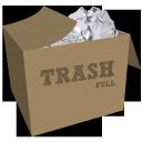 full trash