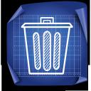 trash, can, bin, мусорное ведро, мусор