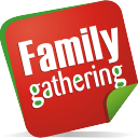 family, gathering, note