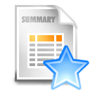 summary star 128