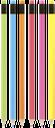 цветные карандаши, карандаш с ластиком, colored pencils, pencil with an eraser, buntstifte, bleistift mit radiergummi, crayons, crayon avec gomme à effacer, lápices de colores, lápiz con borrador, pastelli, matita con gomma, lápis de cor, lápis com borracha, кольорові олівці, олівець з гумкою