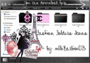 fashn folders icons by mllebarbie03
