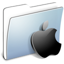 graphite smooth folder apple