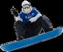 сноуборд, сноубордист, зимний вид спорта