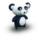 panda, панда