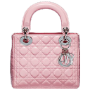 dr pink purse