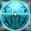 round emblem, 02