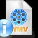 wmv file info