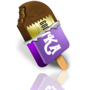 icon reflect sonrix, icecream, chocolate
