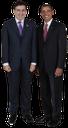 президент, обама, саакашвили, человек в костюме