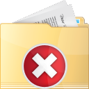 folder, delete