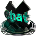 x chat teal