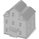 two-storied house s h