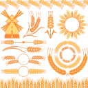 колоски пшеницы, мельница, злаки, колосок, хлеб, wheat spikes, cereals, mill, spikelet, bread, weizenähren, getreide, mühle, ährchen, brot, épis de blé, céréales, moulin, épillet, pain, espigas de trigo, cereales, molino, espiguilla, pan, spighe di grano, cereali, mulino, spighetta, pane, picos de trigo, cereais, moinho, espetáculo, pão, колоски пшениці, млин, хліб