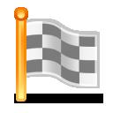 square flag 128
