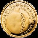 золотая монета, золото, гранат, gold coin, garnet, goldmünze, gold, granat, pièce d'or, l'or, le grenat, moneda de oro, de oro, granate, moneta d'oro, oro, granato, moeda de ouro, ouro, granada