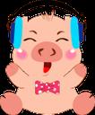 розовый поросенок, музыка, свинья, символ года, год свиньи, новый год, pink pig, pig, symbol of the year, year of the pig, new year, rosa schwein, schwein, symbol des jahres, jahr des schweins, neujahr, cochon rose, cochon, symbole de l'année, année du cochon, nouvel an, cerdo rosado, cerdo, símbolo del año, año del cerdo, año nuevo, maiale rosa, maiale, simbolo dell'anno, anno del maiale, anno nuovo, porco rosa, porco, símbolo do ano, ano do porco, ano novo, рожеве порося, свиня, символ року, рік свині, новий рік