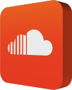 s icons, social media icons, 3d, round, corners, set, gradient color, 512x512, 0165, soundcloud