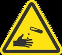 знак, предупреждающие знаки, знак опасность, знак химические реактивы, sign, warning signs, danger sign, chemical reagents sign, zeichen, warnzeichen, warnschild, chemische reagenzien zeichen, signe, signes avant-coureurs, signe de danger, signe de réactifs chimiques, señal, señales de advertencia, señal de peligro, señal de reactivos químicos, segno, segnali di pericolo, segno di pericolo, segno di reagenti chimici, sinal, sinais de alerta, sinal de perigo, sinal de reagentes químicos, попереджувальні знаки, знак небезпека, знак хімічні реактиви