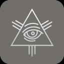 cao dai eye of providence icon
