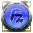 classic blue filezilla