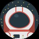 astronaut, 256px