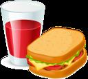 бутерброд, стакан сока, еда, a glass of juice, food, ein glas saft, essen, un verre de jus, de la nourriture, un vaso de jugo, sandwich, un bicchiere di succo, cibo, sanduíche, um copo de suco, comida, стакан соку, їжа