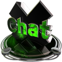 x chat green