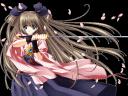 аниме, anime, девушка, девочка, girl, девушка с мечом, girl with sword