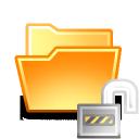 folder unlock