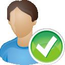 user, accept request, add user, принять запрос, добавить пользователя