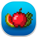 bmp, fruits, pixel