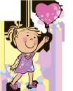 дети, девочка, воздушный шарик, сердце, ребенок, children, girl, balloon, heart, child, kinder, mädchen, herz, kind, enfants, fille, ballon, coeur, enfant, niños, niña, globo, corazón, niño, bambini, ragazza, palloncino, cuore, bambino, crianças, menina, balão, coração, criança, діти, дівчинка, повітряна кулька, серце, дитина