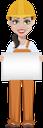строитель, девушка, рабочий, строительство, профессии, бизнес люди, униформа, ремонт, белый лист, чистый лист, баннер, рекламма, builder, girl, worker, construction, repair, business people, white sheet, clean sheet, advertising, baumeister, mädchen, arbeiter, bau, reparatur, beruf, geschäftsleute, uniform, weißes blatt, leeres blatt, werbung, constructeur, fille, ouvrier, réparation, profession, gens d'affaires, drap blanc, drap propre, bannière, publicité, constructor, niña, trabajador, construcción, reparación, profesión, gente de negocios, hoja blanca, hoja limpia, banner, publicidad, costruttore, ragazza, operaio, costruzione, riparazione, professione, uomini daffari, lenzuolo bianco, striscione, pubblicità, construtor, menina, trabalhador, construção, reparação, profissão, pessoas de negócios, uniforme, folha branca, folha limpa, publicidade, будівельник, дівчина, робочий, будівництво, професії, бізнес люди, уніформа, білий аркуш, чистий аркуш, банер