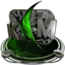 km player green