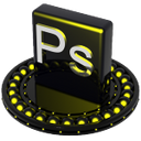 photoshop yellow