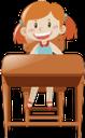 школьница, ученица, девочка, школьная парта, школа, образование, schoolgirl, student, girl, school desk, school, education, schülerin, mädchen, schulbänke, schule, bildung, écolière, fille, bancs de l'école, l'école, l'éducation, colegiala, chica, pupitres, escuela, educación, studentessa, ragazza, banchi di scuola, scuola, educazione, estudante, menina, carteiras escolares, escola, educação, школярка, учениця, дівчинка, шкільна парта, освіта
